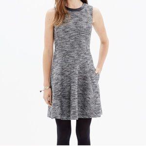 Madewell anywhere tweed dress 6